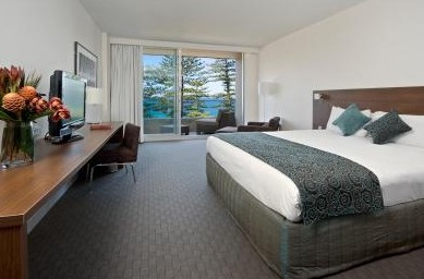 Manly Pacific Sydney Managed By Novotel - Accommodation Port Macquarie