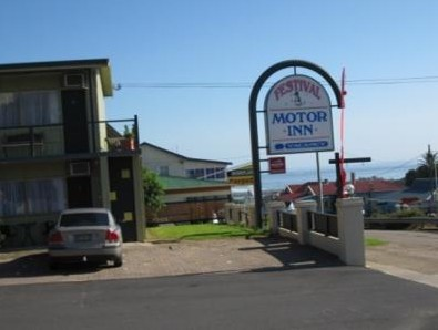 Festival Motor Inn - Accommodation Port Macquarie