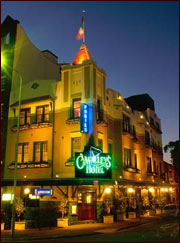 O'Malleys Hotel - Accommodation Port Macquarie