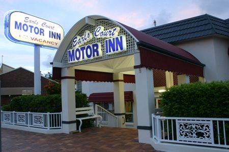 Earls Court Motor Inn - Accommodation Port Macquarie