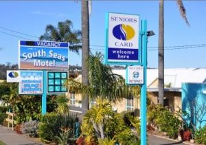 South Seas Motel - Accommodation Port Macquarie