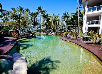 Port Douglas Beachfront Terraces - Accommodation Port Macquarie