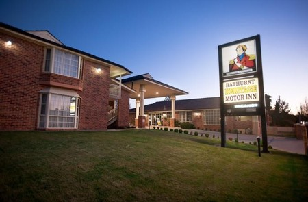 Bathurst Heritage Motor Inn - Accommodation Port Macquarie