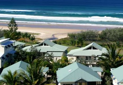Fraser Island Beach Houses - Accommodation Port Macquarie