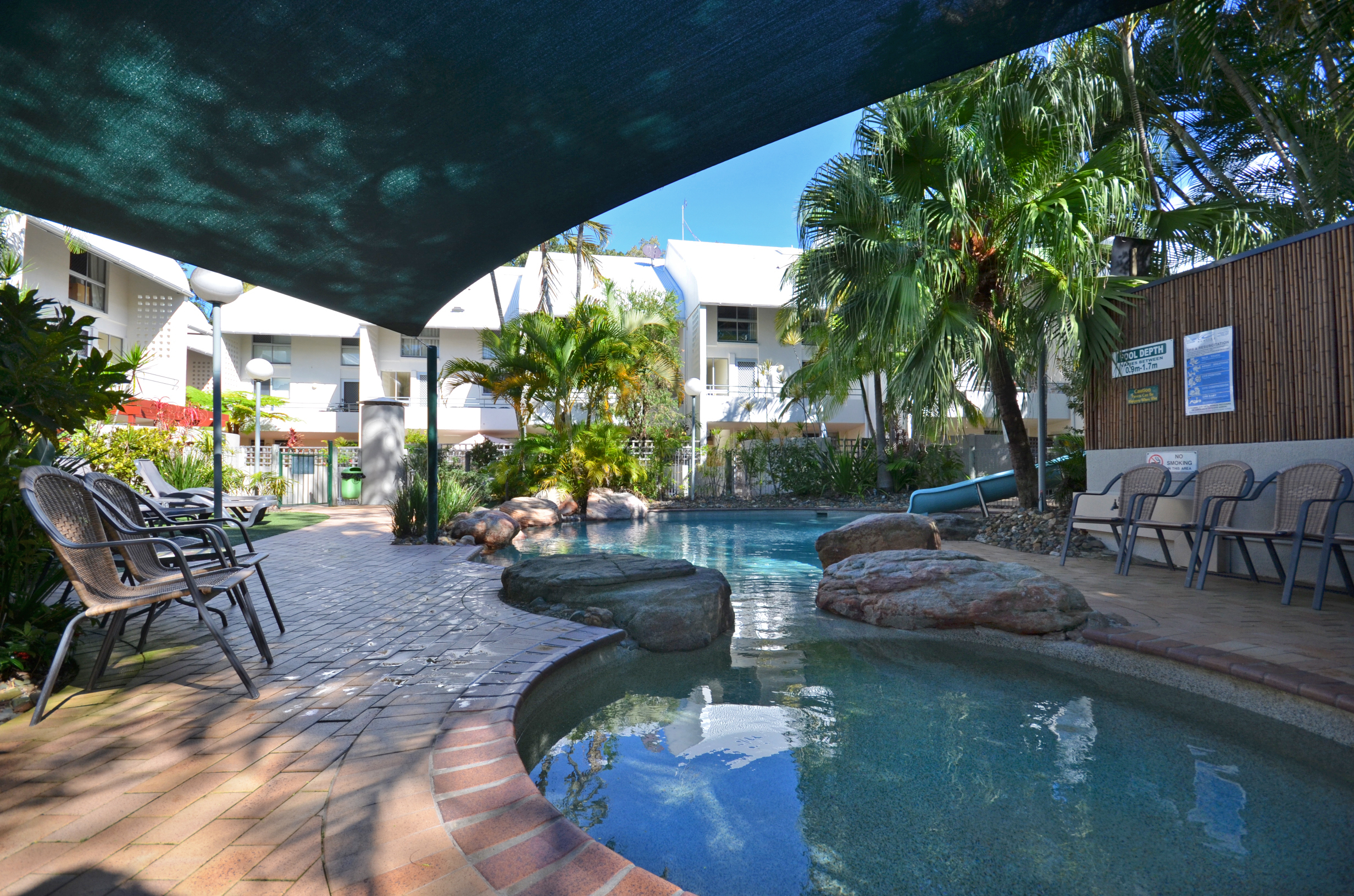Raintrees Resort - Accommodation Port Macquarie