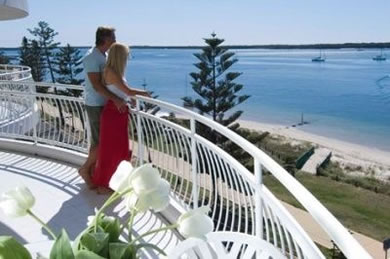 Atrium Resort - Accommodation Port Macquarie