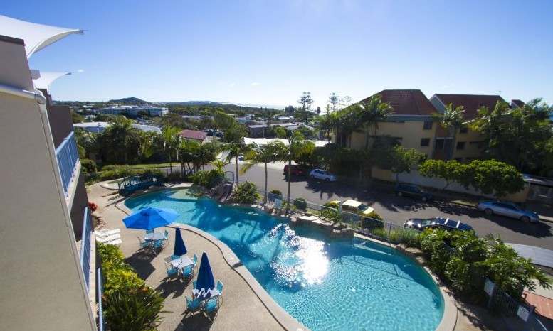 Endless Summer Resort - Accommodation Port Macquarie