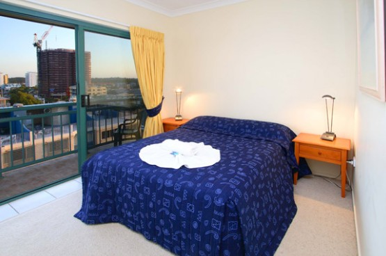 Sunshine Towers Apartments - Accommodation Port Macquarie