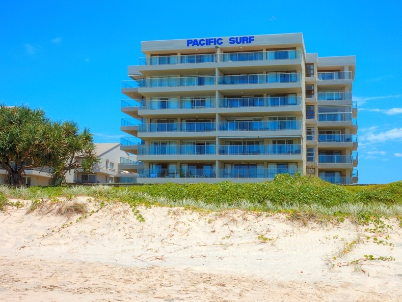 Pacific Surf Absolute Beach Apartments - Accommodation Port Macquarie