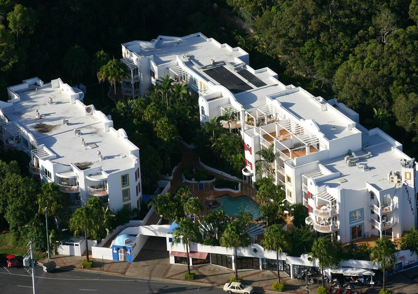 Santorini By The Sea - Accommodation Port Macquarie