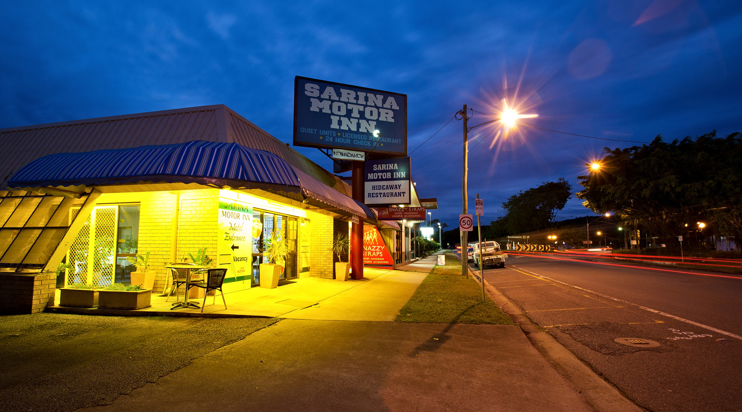 Sarina Motor Inn - Accommodation Port Macquarie