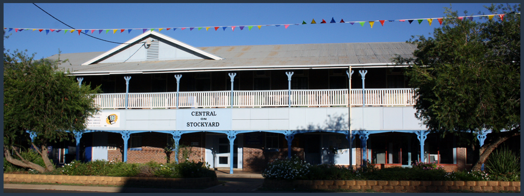 Central on Stockyard  - Accommodation Port Macquarie