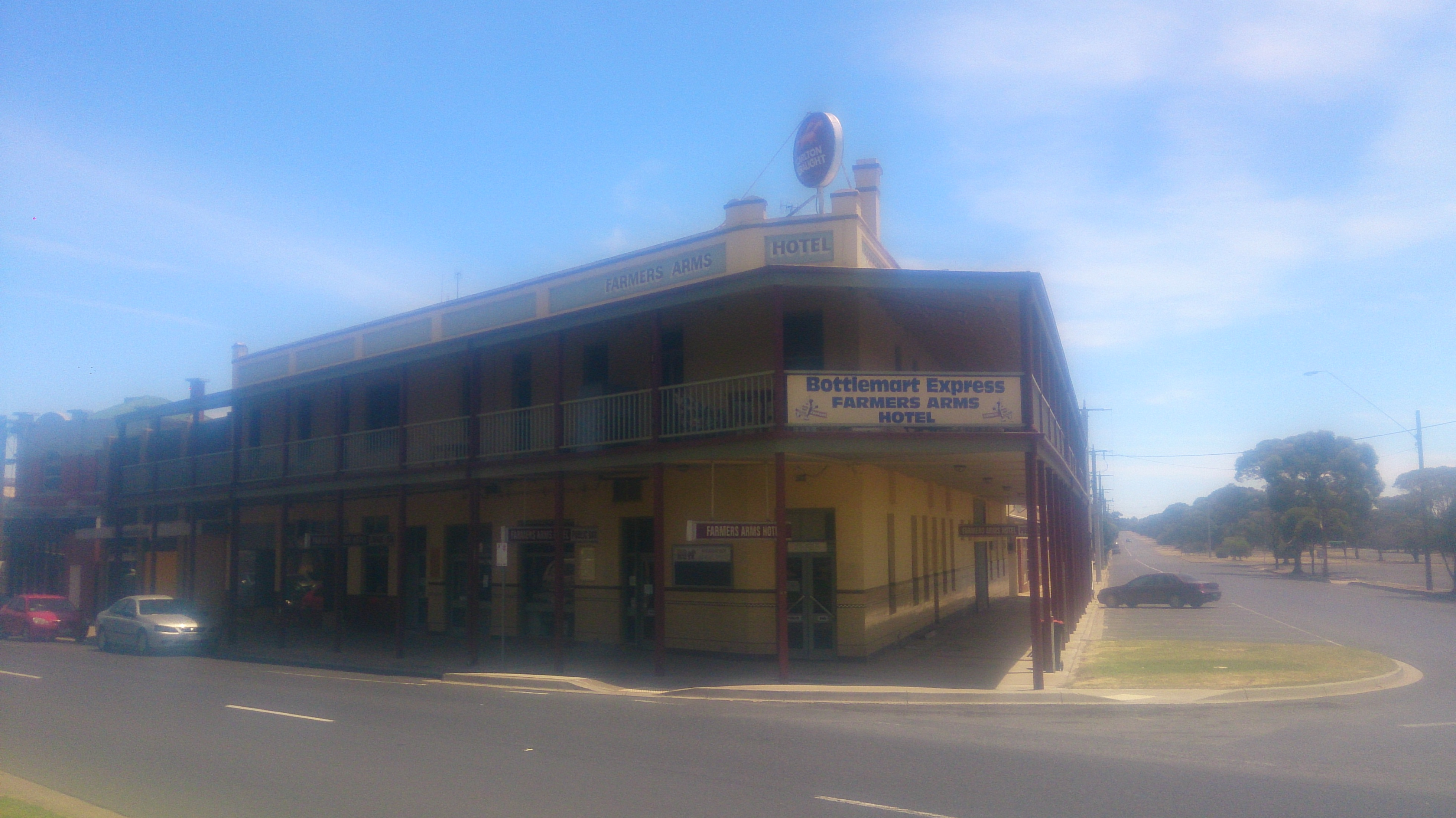 Farmers Arms Hotel - Accommodation Port Macquarie