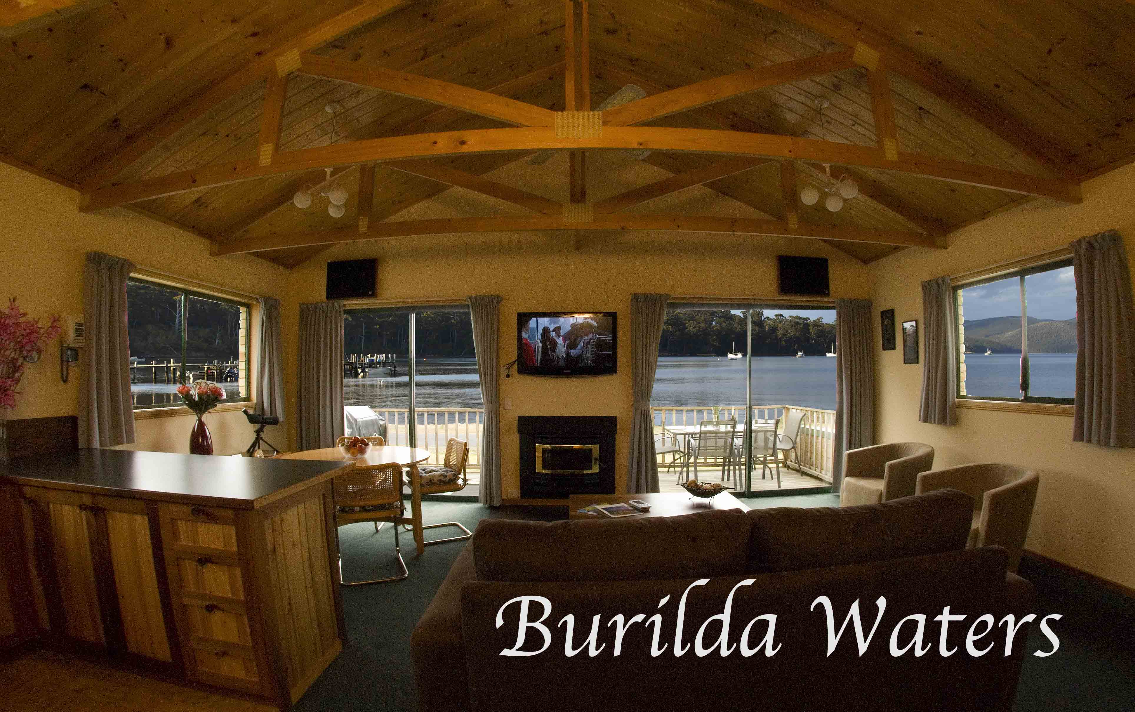 Burilda Waters Port Arthur Waterfront Accommodation - Accommodation Port Macquarie