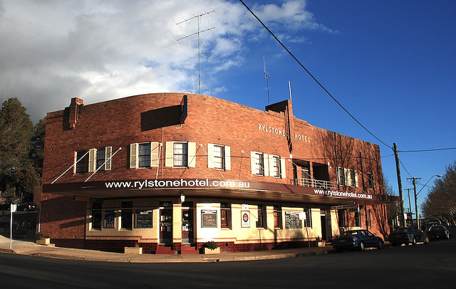 Rylstone Hotel - Accommodation Port Macquarie