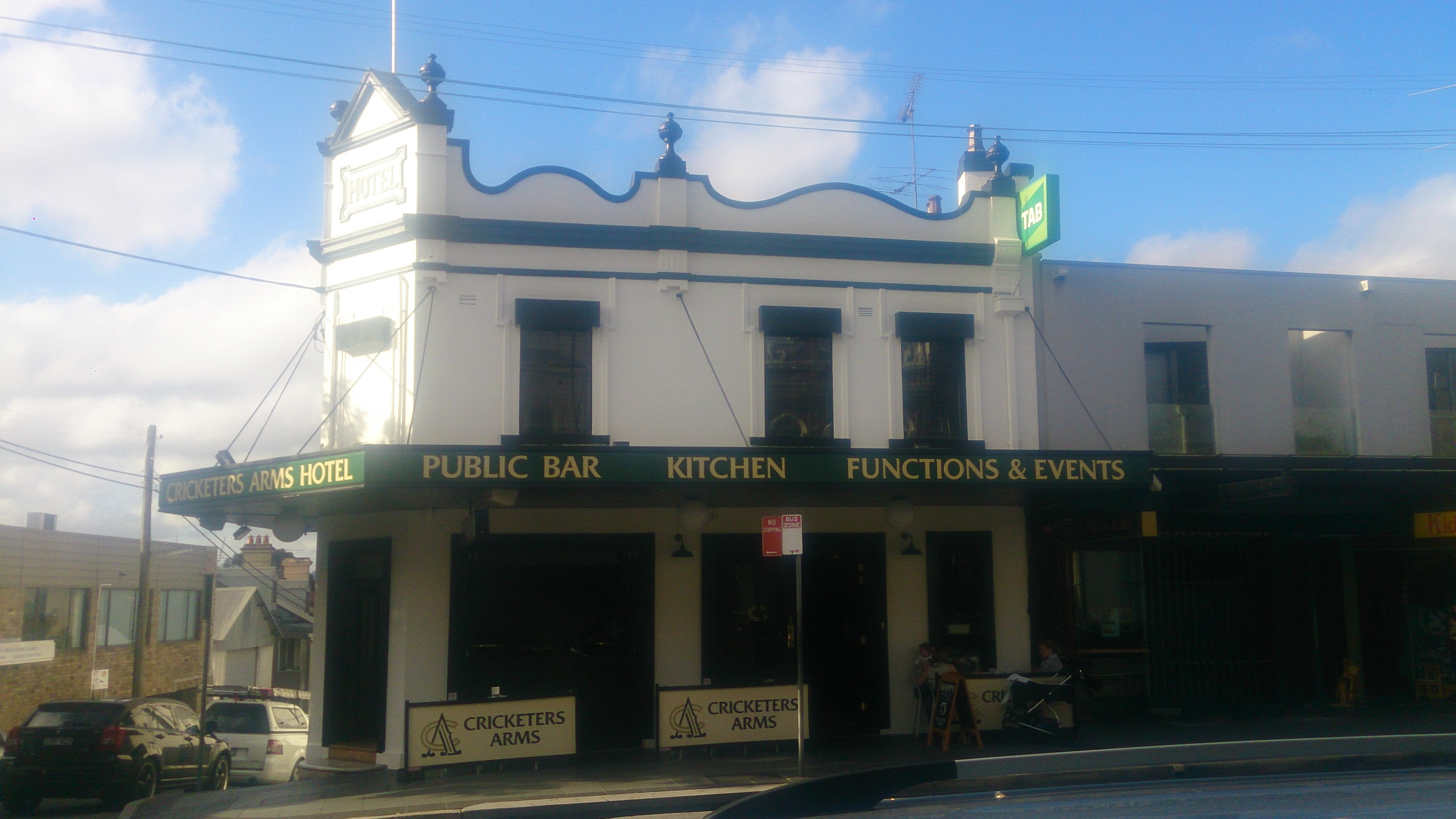 Cricketers Arms Hotel - Accommodation Port Macquarie