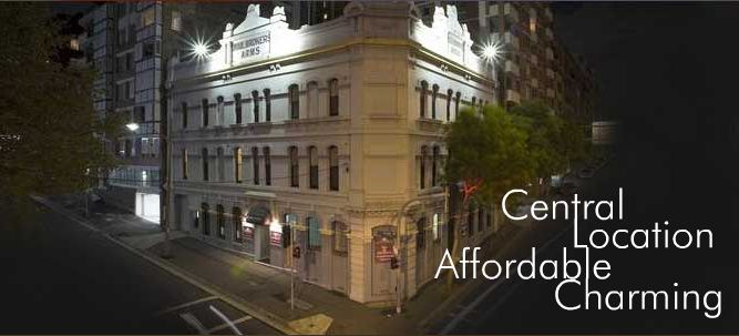 Woolbrokers Hotel - Accommodation Port Macquarie