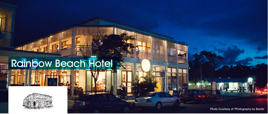 Rainbow Beach Hotel - Accommodation Port Macquarie