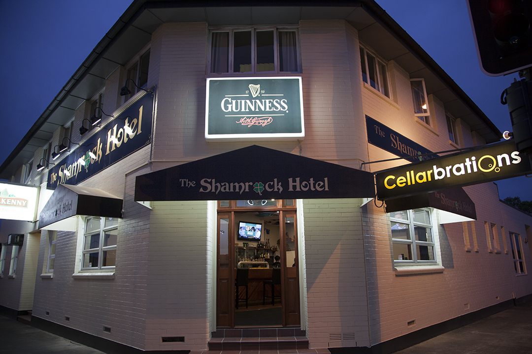Shamrock Hotel - Accommodation Port Macquarie