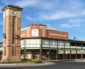 Imperial Hotel Coonabarabran - Accommodation Port Macquarie