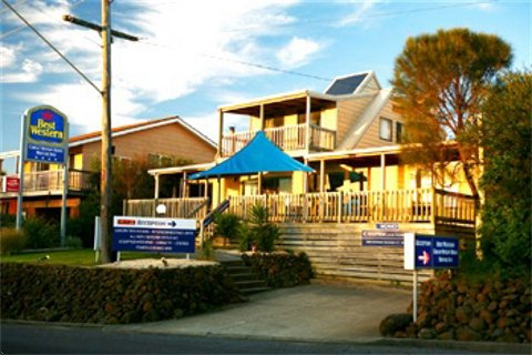 Best Western Great Ocean Road Motor Inn - Accommodation Port Macquarie