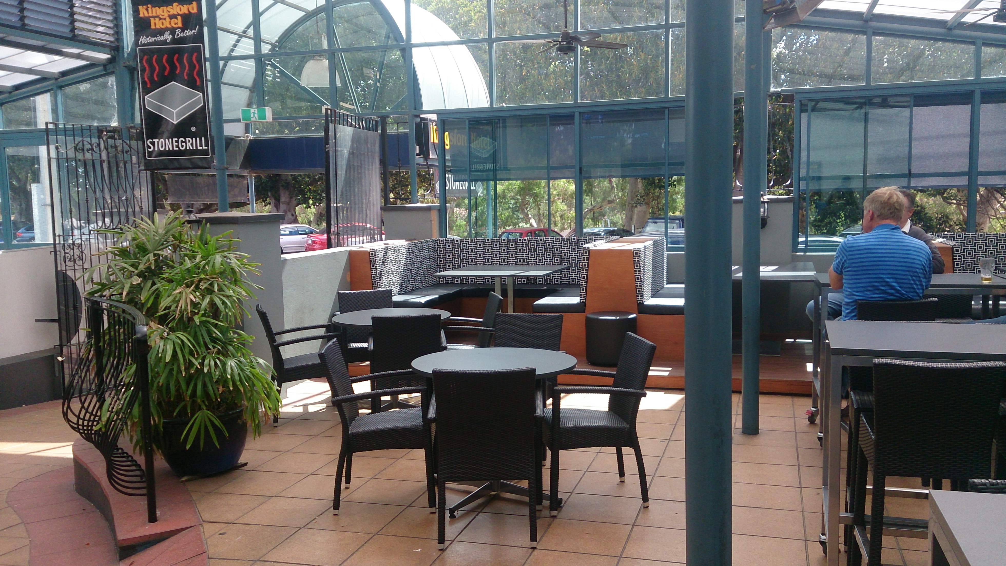 Kingsford Hotel - Accommodation Port Macquarie