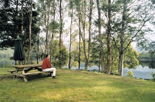 Tullah Lakeside Chalet - Accommodation Port Macquarie