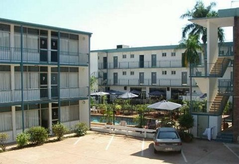 Comfort Inn Asti Darwin - Accommodation Port Macquarie