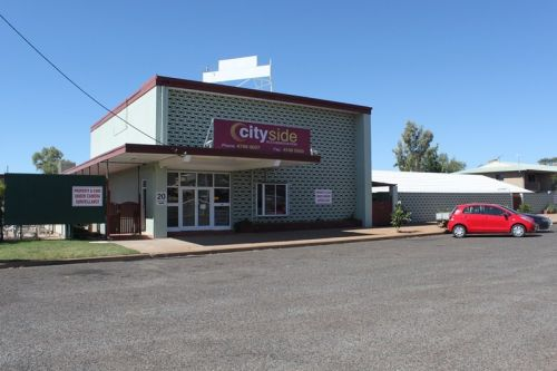 Cityside Accommodation  Mt Isa - Accommodation Port Macquarie