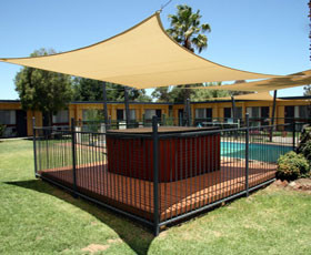 Cootamundra Gardens Motel - Accommodation Port Macquarie