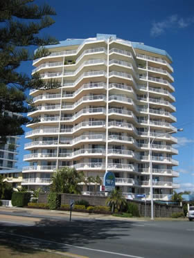 Meridian Tower - Accommodation Port Macquarie
