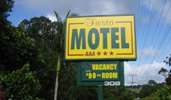 Fiesta Motel - Accommodation Port Macquarie