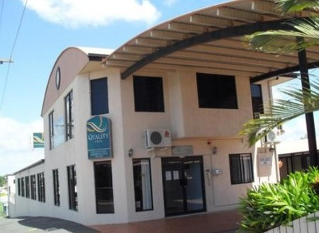 Quality Inn Harbour City - Accommodation Port Macquarie
