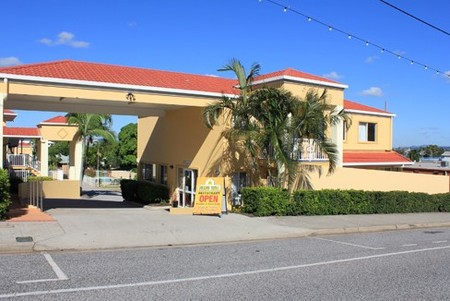 Harbour Sails Motor Inn - Accommodation Port Macquarie