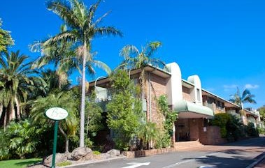 Belmore All Suite Hotel - Accommodation Port Macquarie