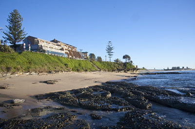 Oceanfront Motel - Accommodation Port Macquarie