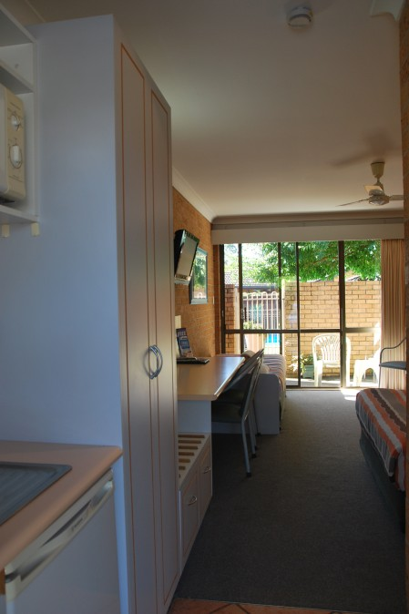 Port O'Call Motel - Accommodation Port Macquarie