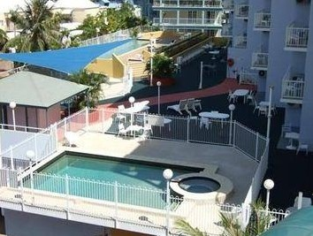 Cullen Bay Serviced Apartments - Accommodation Port Macquarie