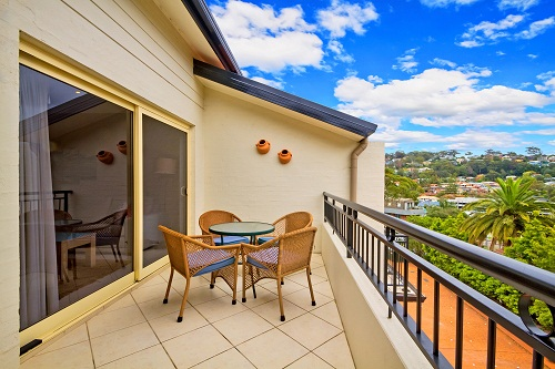 Terrigal Sails Serviced Apartments - Accommodation Port Macquarie