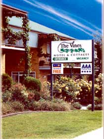The Vines - Accommodation Port Macquarie