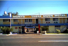 Monto Three Moon Motel - Accommodation Port Macquarie
