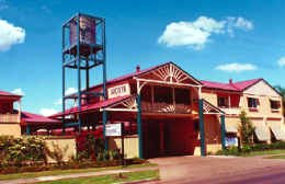 Dalby Homestead Motel - Accommodation Port Macquarie