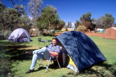 Voyages Ayers Rock Camp Ground - Accommodation Port Macquarie