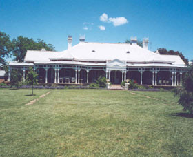 Coombing Park Homestead - Accommodation Port Macquarie