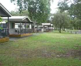 Beachfront Caravan Park - Accommodation Port Macquarie