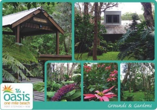 The Oasis at One Mile Beach - Accommodation Port Macquarie