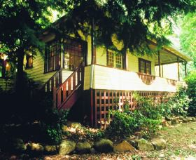 Cottages Of Mt Dandenong - Accommodation Port Macquarie