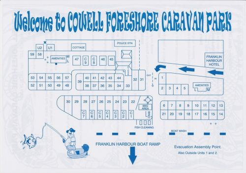 Cowell Foreshore Caravan Park amp Holiday Units - Accommodation Port Macquarie
