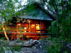 Girraween Environmental Lodge Ltd - Accommodation Port Macquarie