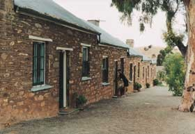 Burra Heritage Cottages - Tivers Row - Accommodation Port Macquarie
